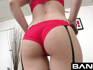 Casey Calvert gets marked and used in exlusive BANG! footage