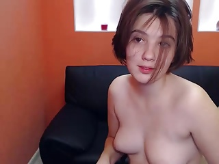 shy young cam-slut from poland