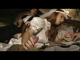 Bride gangbanged TTT