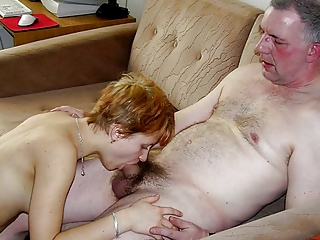 Old Men Get Fucked And Sucked By Teens