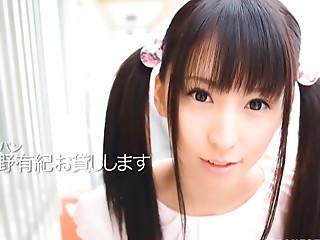 Kinky teen Yuuki Itano likes to suck cock