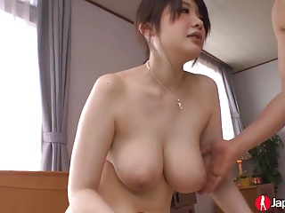 Busty Natural Japenese Teen Maid