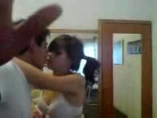 Teen babe Brenda in a after school sex