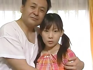 Delicious Asian young vs. old sex encounter