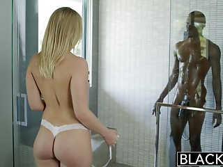 Monster Dark Dick Creampies Golden-haired Dakota James